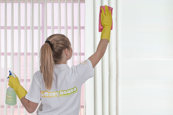 Curtains, Drapes and Blinds Cleaning Service in London | The Happy House  Cleaning