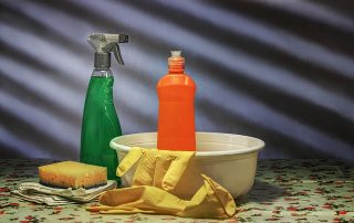 differences between end of tenancy and domestic cleaning